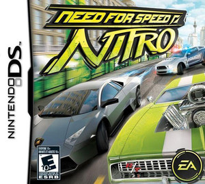 Need For Speed Nitro - DS Game