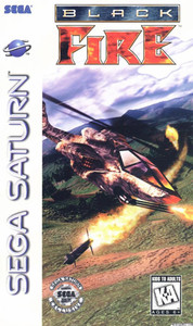 Black Fire - Saturn Game