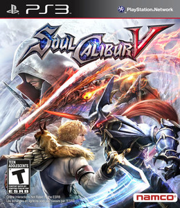 Soul Calibur V - PS3 Game