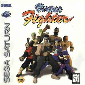 Virtua Fighter - Saturn Game