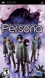 Shin Megami Tensei: Persona - PSP Game