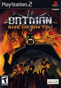 Batman Rise of Sin Tzu - PS2 Game