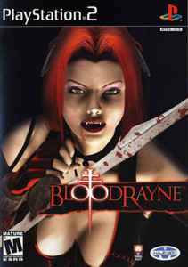 Bloodrayne - PS2 Game