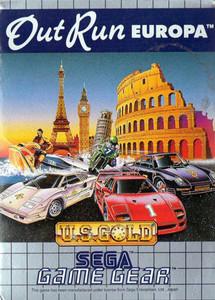 Outrun Europa - Game Gear Game