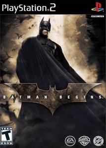 Batman Begins - PS2 Game