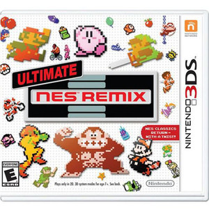 Ultimate NES Remix - 3DS Game