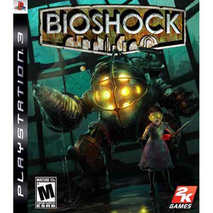 Bioshock - PS3 Game