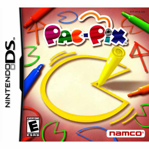 Pac-Pix - DS Game