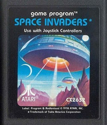 Space Invaders - Atari 2600 Game