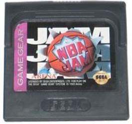 NBA Jam - Game Gear