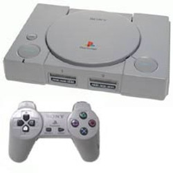 Playstation 1 ps1 system console for sale dkoldies - Playstation one console for sale ...