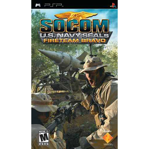 socom fireteam bravo psp game for sale dkoldies rh dkoldies com Star Wars Battlefront 2 PSP Socom Tactical Strike PSP