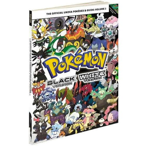 Image Official Guide Book Volume1 Jpg: Pokemon Black & White Vol 2 Strategy Guide For Sale