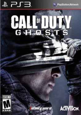 Call Of Duty Ghosts PS3 Game For Sale | DKOldies