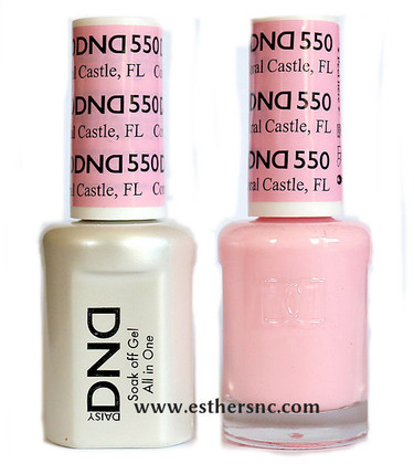 Daisy Gel Polish Coral Castle Fl 550 Esther S Nail Center