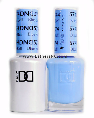 Daisy Gel Polish Blue Bell 574