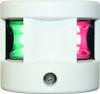 'FOS 12' LED Bi-Colour Nav Light - White Vertical mount