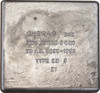 Anode -ZH1B Block 1.3 Kg