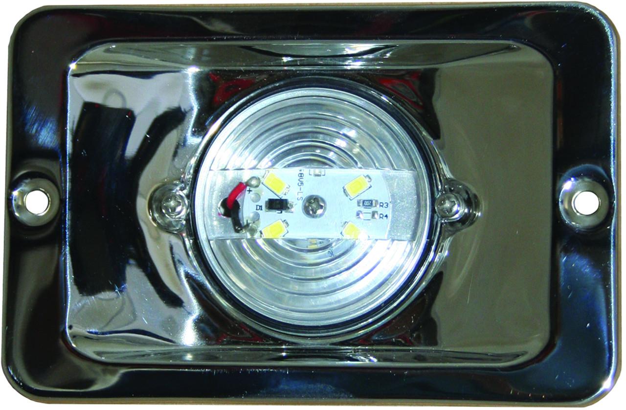 S/S LED Cockpit Light 12v