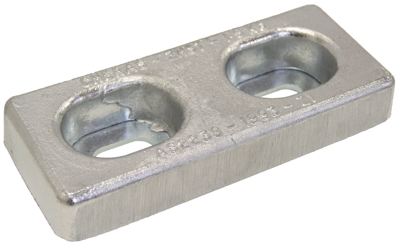 Anode -ZHST Block Slotted