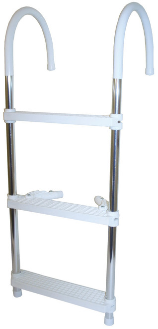 Ladder Alloy/Plast 3 Step