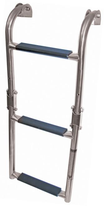 3 Step Stainless Ladder