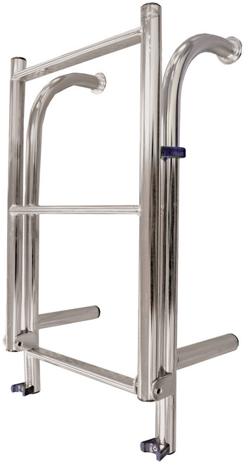 Manta Ladder S/S 4 Rung Clip-On