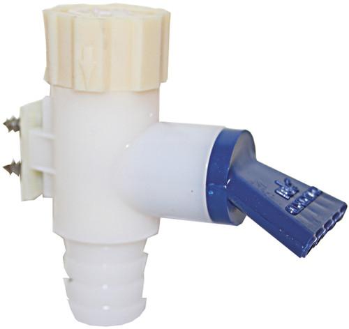 Valve -L/B Oxygen Spray