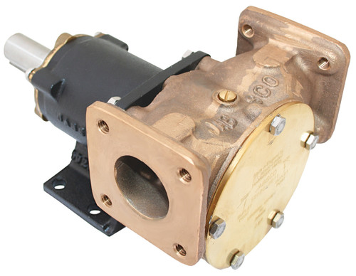 "Pump - Heavy Duty Composite Pump 1 1/2"" Flanged Ports"