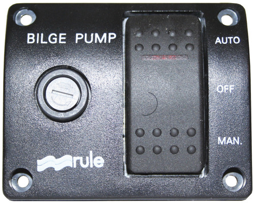 Switch Panel -Deluxe 12v