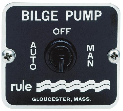 Switch Panel -Rule 3 Way