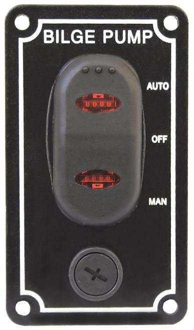 Switch Panel -Bilge Vert