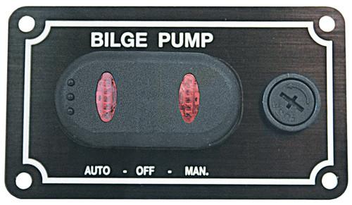 Switch Panel -Bilge Horiz