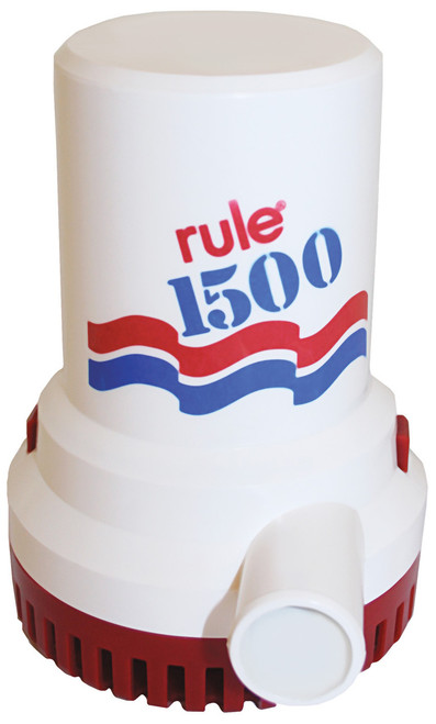Rule Bilge Pump 1500GPH 24v