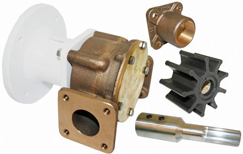 Bronze Pump Head Kit without Motor