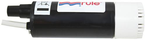 Pump -Rule Submerse 12v