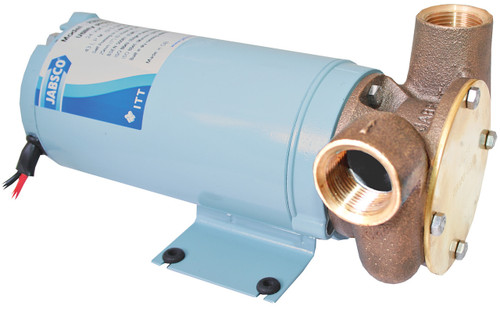 Pump - 'Utility-Puppy' Very High Flow Run-Dry 12v