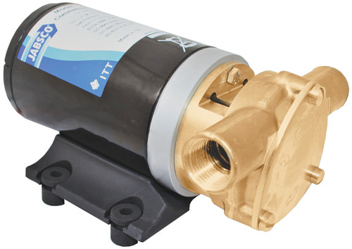 Pump - 'Water-Puppy' High Flow, Heavy Duty Pump12v