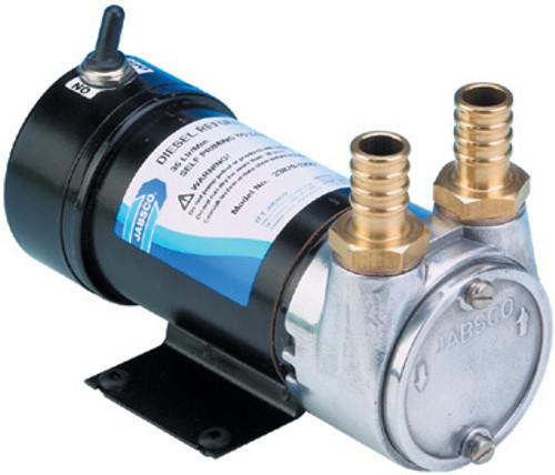 Pump - Fuel Transfer Vane Pump 35Litres 12v
