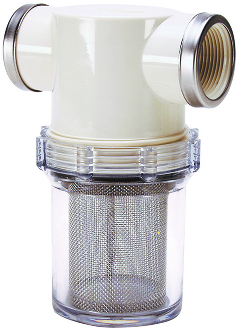 Shurflo Raw Water Strainer 1 1/4""""""""