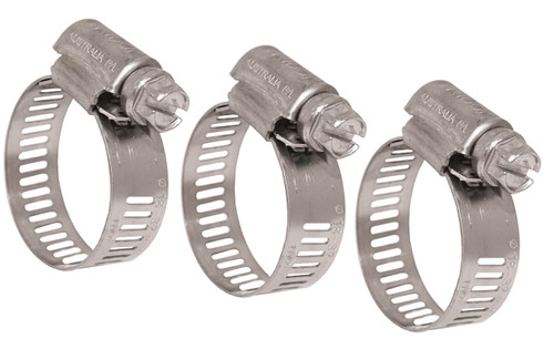 Hose Clamp -S/S Mini 6-16
