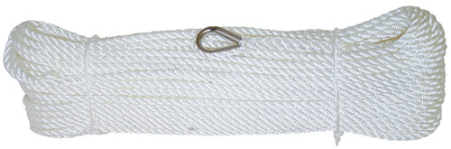 8mm x 50m Nylon Spliced