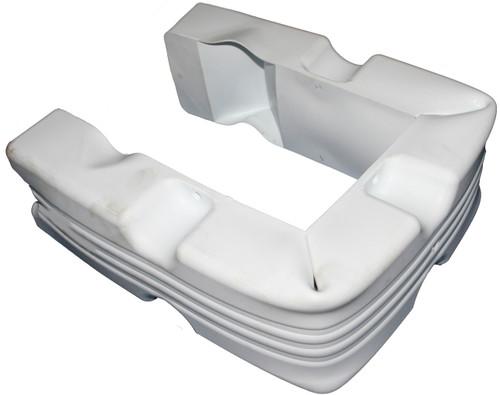 DockFender White 0.12 x1M