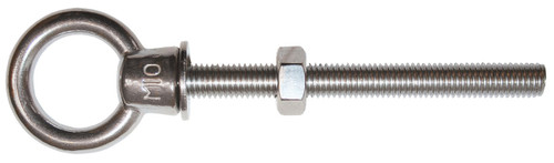 Eye Bolt &Collar 8 x 80mm