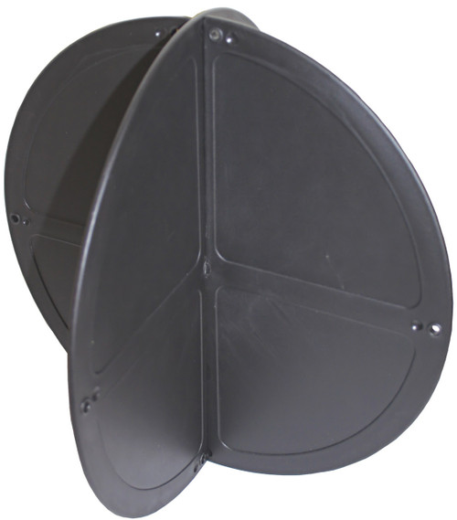 Black Ball Shape 350mm