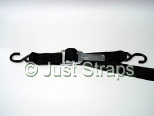 Tie Down Straps Gunwale over Lever 50mm x 4.5m