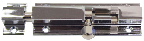 Standard Barrel Bolt - 75mm
