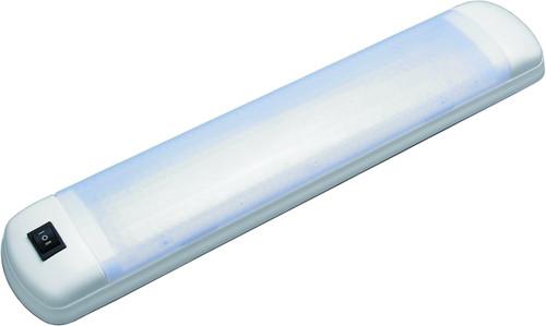 Fluro Style Cabin Light - Single - 12 x LEDs