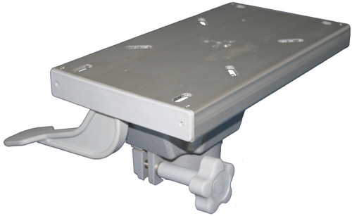 Seat Slide & Swivel Pedestal Top - Suits 60mm Post