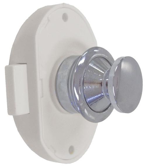 Push Button Cupboard Door Latch - 19mm